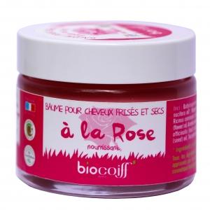 baume rose cheveux secs